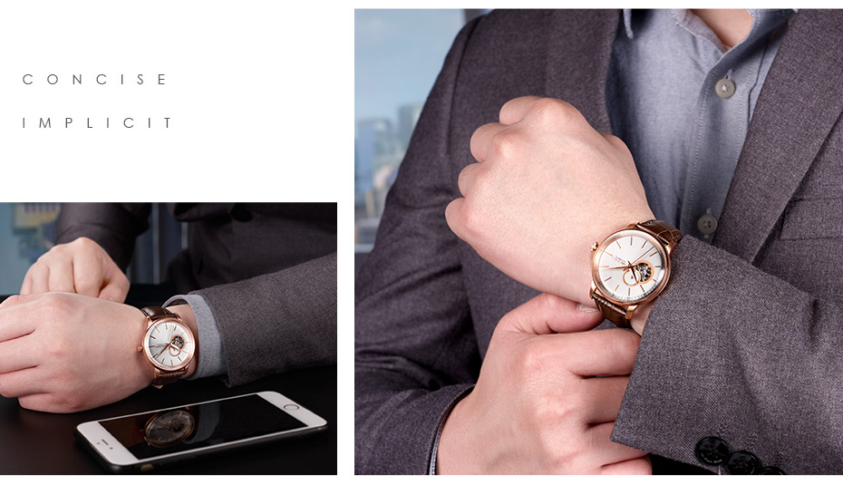 HTB1YbF_czfguuRjSszcq6zb7FXap MEGIR Automatic Mechanical Watches Top Brand Luxury