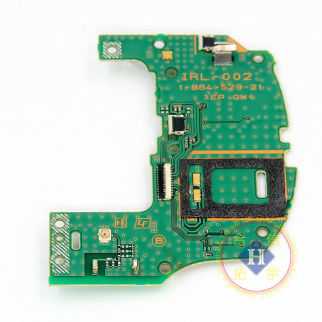 hothink replacement left pcb circuit button board for psv ps vita