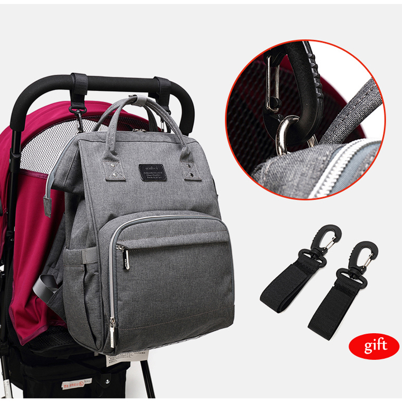 Stroller bag backpack Large Capacity Unisex Baby Bag Travel Backpack Nursing Bag for Mom Dad Backpack Carry Care Bags with hookStroller bag backpack Large Capacity Unisex Baby Bag Travel Backpack Nursing Bag for Mom Dad Backpack Carry Care Bags with hook