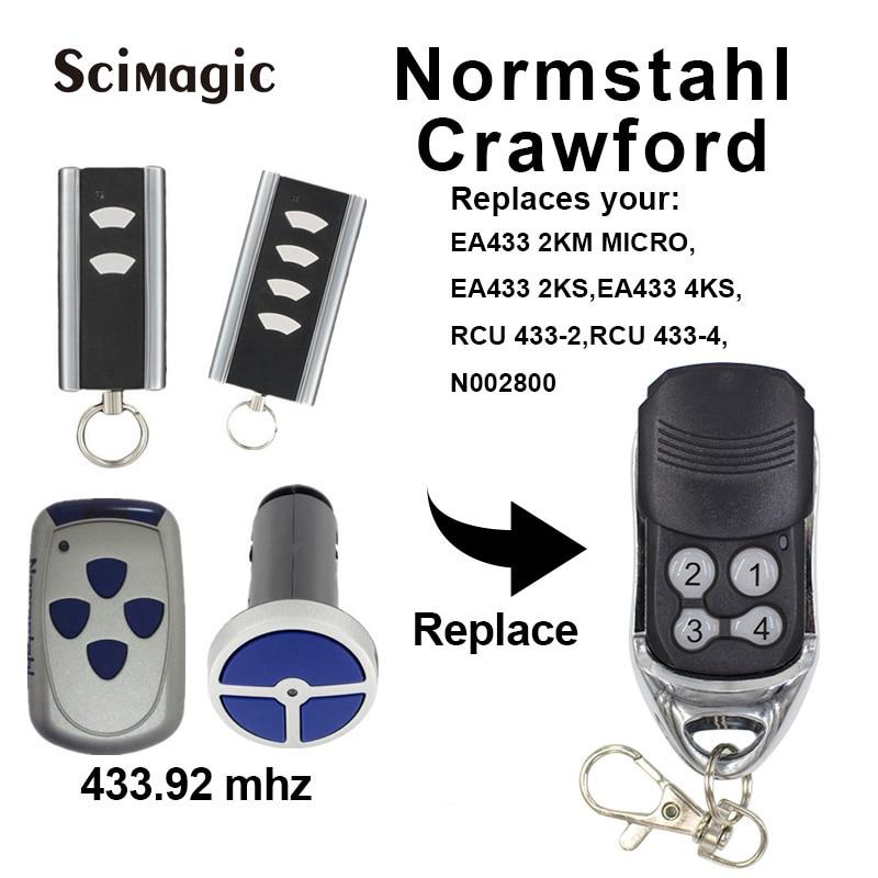 Für Normstahl EA433 4K Rcu Crawford//Magisch 1000 Ersatz Fernbedienung Anhänger
