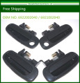 New Exterior Outside Door Handle for Toyota Corolla 1998-2002 set of 4 Drop shipping 6923002040 6921002040 6924002040