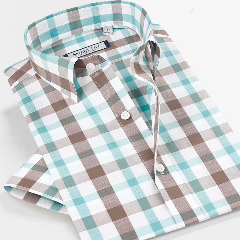Smartfive მამაკაცის პერანგი 75% - კაცის ტანსაცმელი - ფოტო 2
