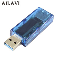 Mini USB 3.0 LCD display Tester Charger Capacity Current Voltage Detector Meter Battery Tester Measurement Tools
