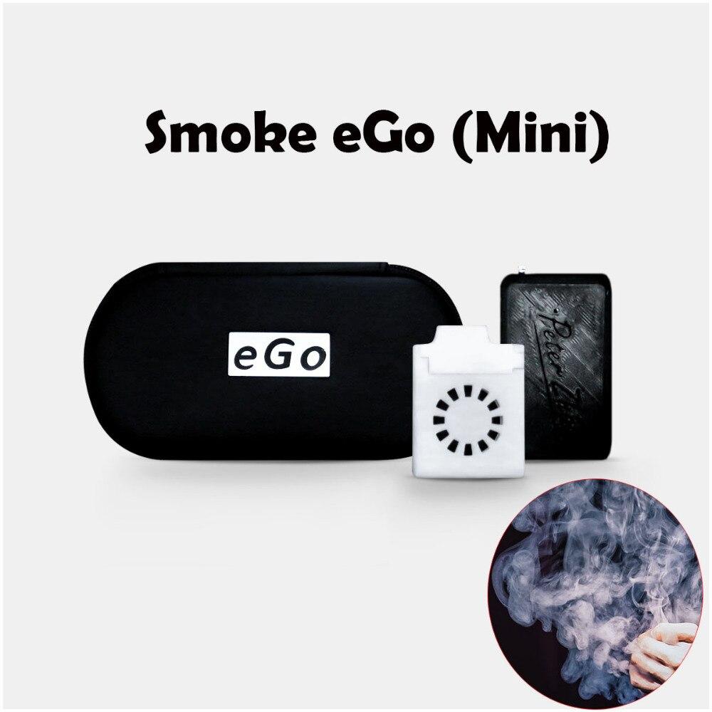 Fumée eGo (Mini) tours de magie drôle scène magique télécommande révolutionnaire dispositif de fumée Magia Street accessoire accessoires Gimmick