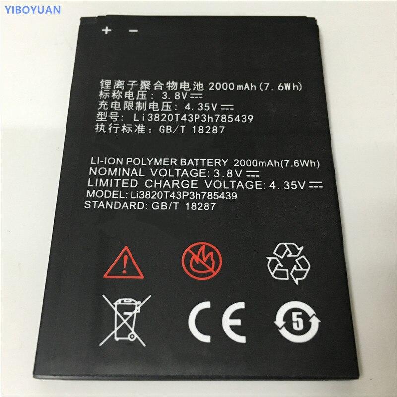 3 8v 2000mah li3820t43p3h785439 for zte blade l3 battery. Black Bedroom Furniture Sets. Home Design Ideas