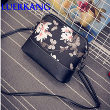 Free shipping LUERKANG women messenger bags with high quality swagger woman handbags of pu leather girls