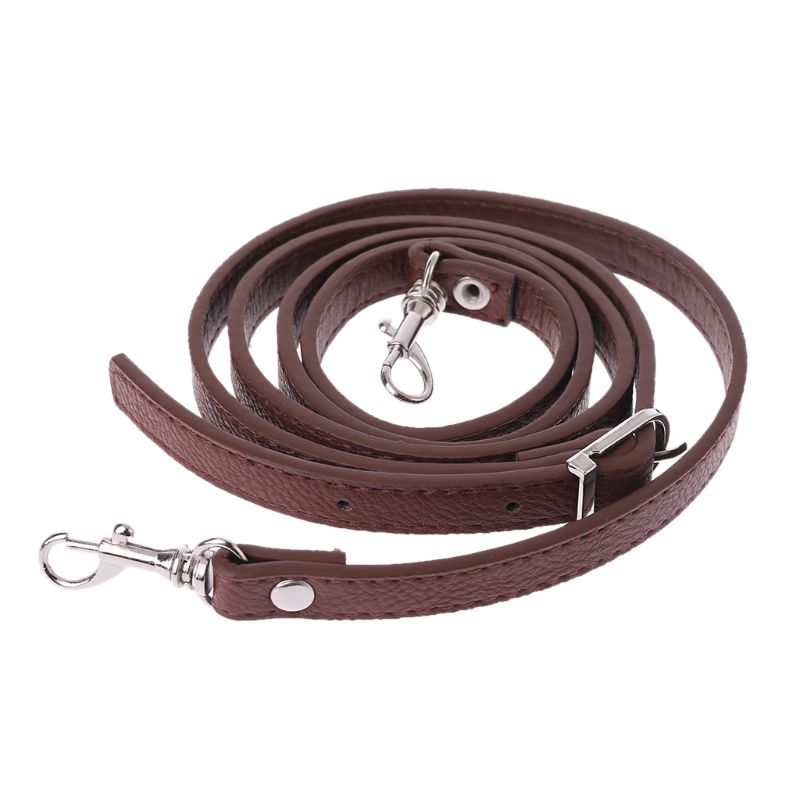 120cm PU Leather Shoulder Bag Handle DIY Purse Strap Handbags Belts Strap Bags Accessory