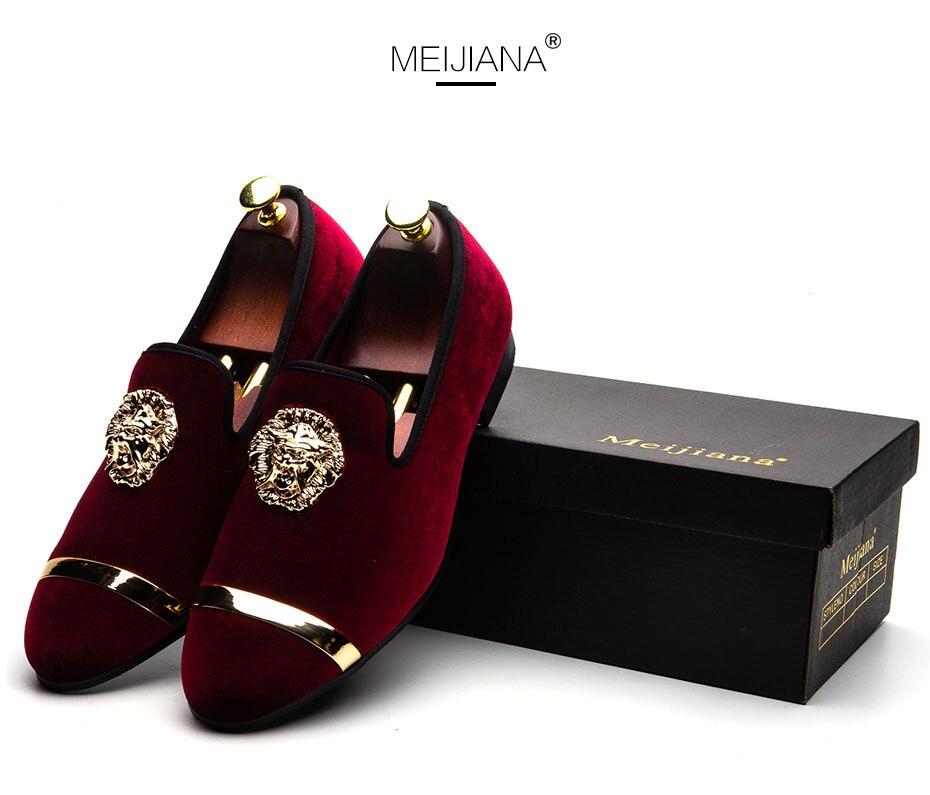 HTB1YbJ6X0fvK1RjSszhq6AcGFXaX MEIJIANA New Big Size Men's Loafers Slip on Men Leather Shoes Luxury Casual Fashion Trend Brand Men's Shoes Wedding Shoes