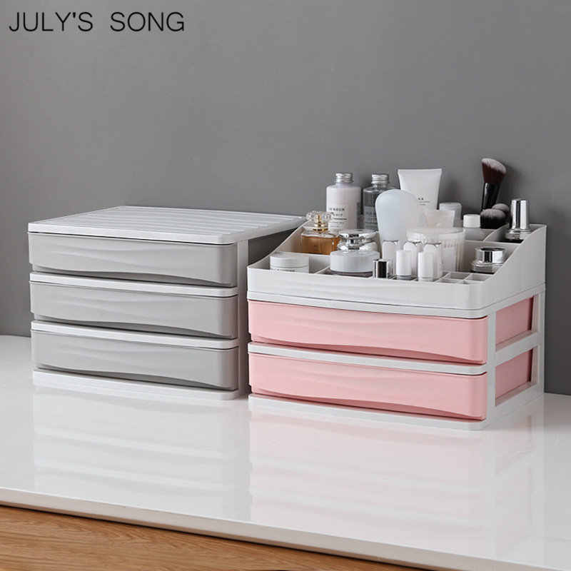 Detail Feedback Questions About July S Song Plastic Cosmetic Drawer