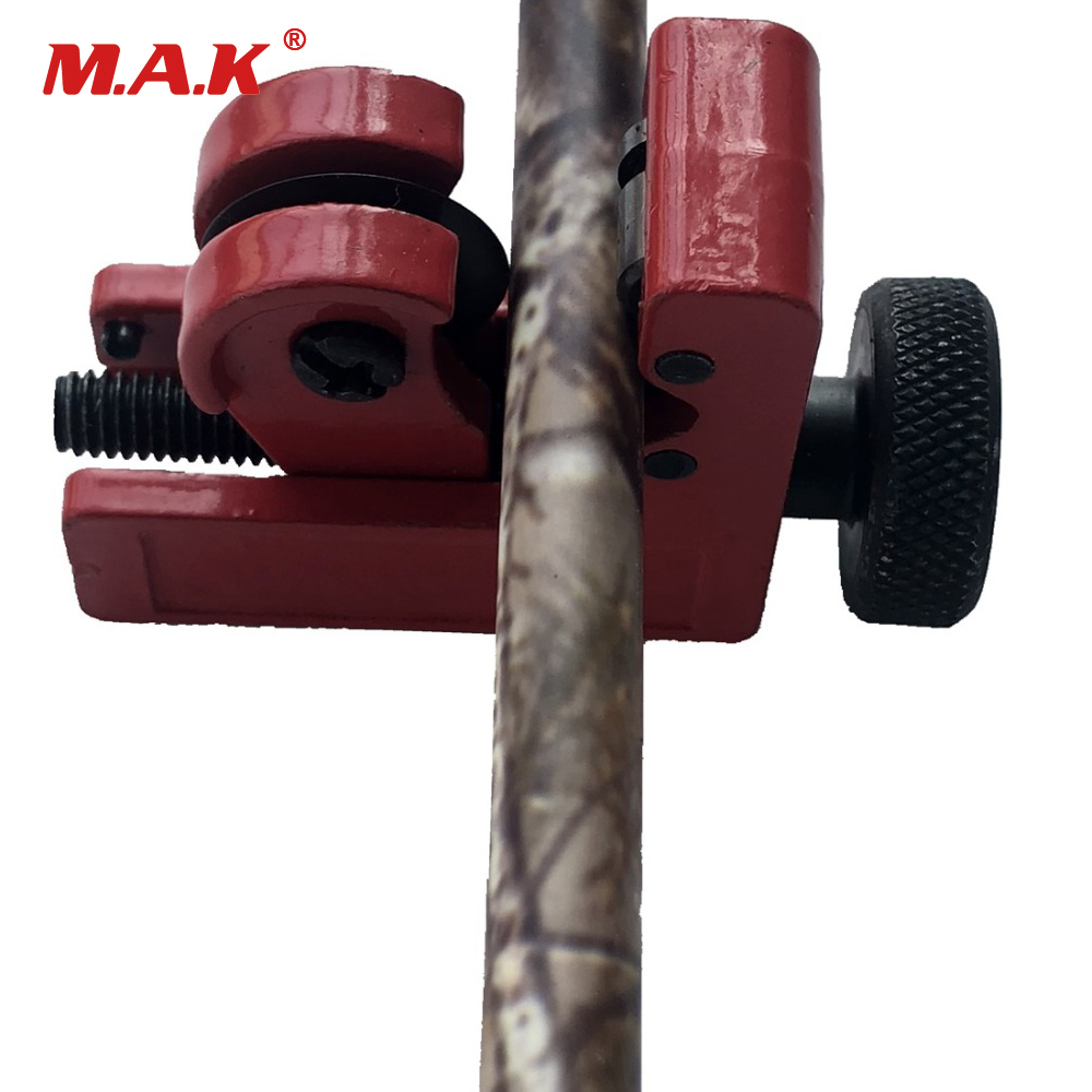 New Mini Cut off Saw Trimmer Arrow Cutter 3-22mm Cutting Tools Cut Carbon and Fiberglass Arrow for Archery Hunting Shooting(China)