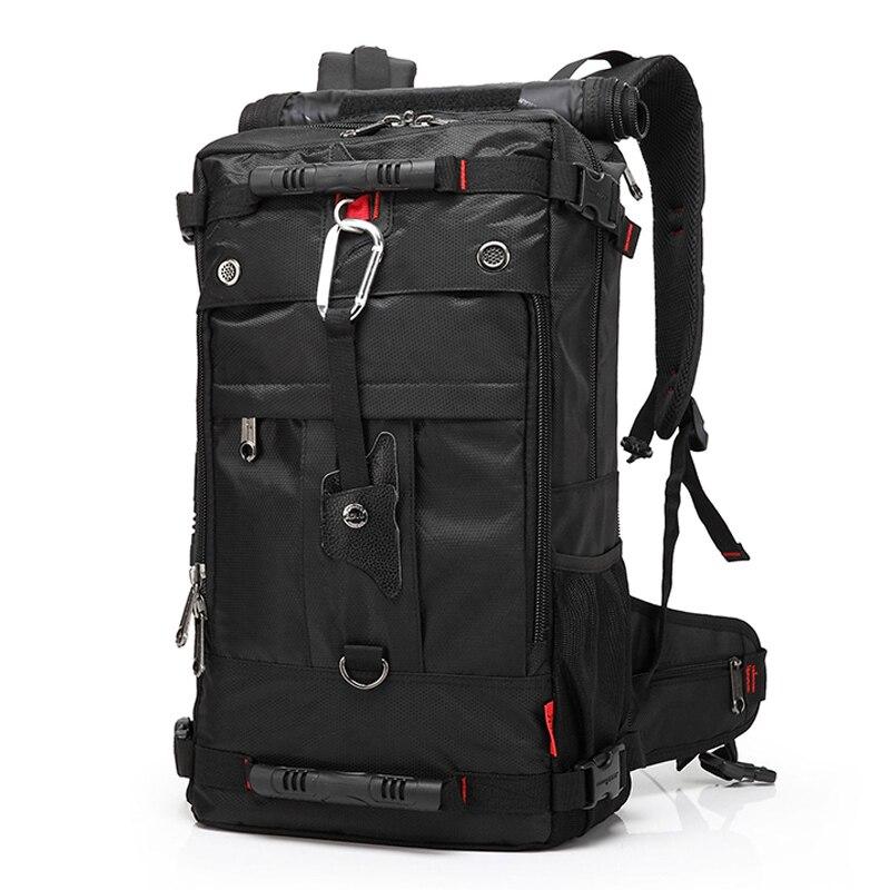 SIXRAYS 20 インチ男性のバックパック旅行バッグ大容量多彩なユーティリティ登山多機能防水バックパック  グループ上の スーツケース & バッグ からの 旅行バッグ の中 1