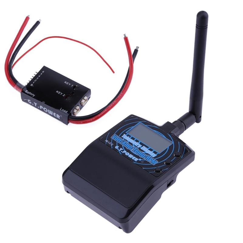 G.T.Power Telemetry Display Wireless Alarm Remote Control Telemetry System