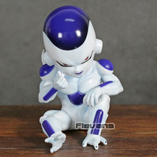 GK Freeza Dragon Ball Z Fina De Freeza Estátua PVC Figura Collectible Toy Modelo(China)