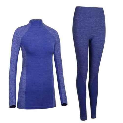 Hiver sous-vêtement thermique Femmes Extensible À Séchage Rapide Anti-microbien Chaud Long Johns Femmes décontracté sous-vêtement thermique Vêtements
