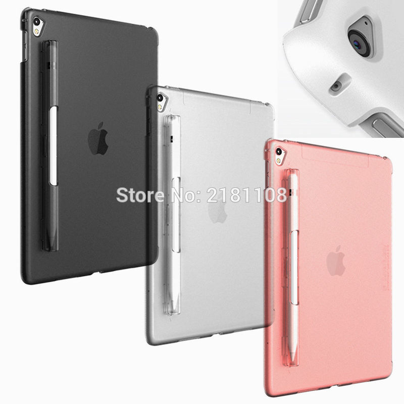 Switcheasy Coverbuddy Series Pencil Holder Back Cover Case For Ipad Pro 9 7 12 9 Ipad Pro 10 5 Ipad 9 7 Release 2017 2018 Case For Ipad Case For Ipad Profor Ipad Aliexpress