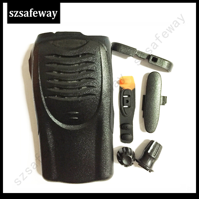 Two Way Radio Front Housing Cover Case For Kenwood TK3160 Wo Way Radio Accessories Free Shipping