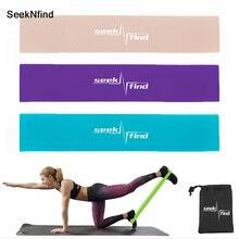 цена TPR Resistance Bands Rubber Band Workout Fitness Gym Equipment Rubber Loops Yoga Gym Strength Training Athletic Elastic Bands онлайн в 2017 году