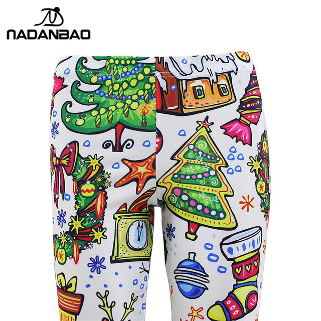 Christmas Printed Women Legging