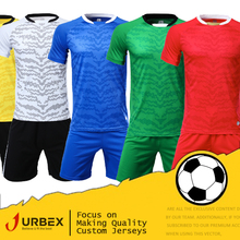 cfdded873 URBEX Custom Soccer Jerseys Personalize Football Shirt Blank Plain Soccer  Set DIY Your Own Team Kit