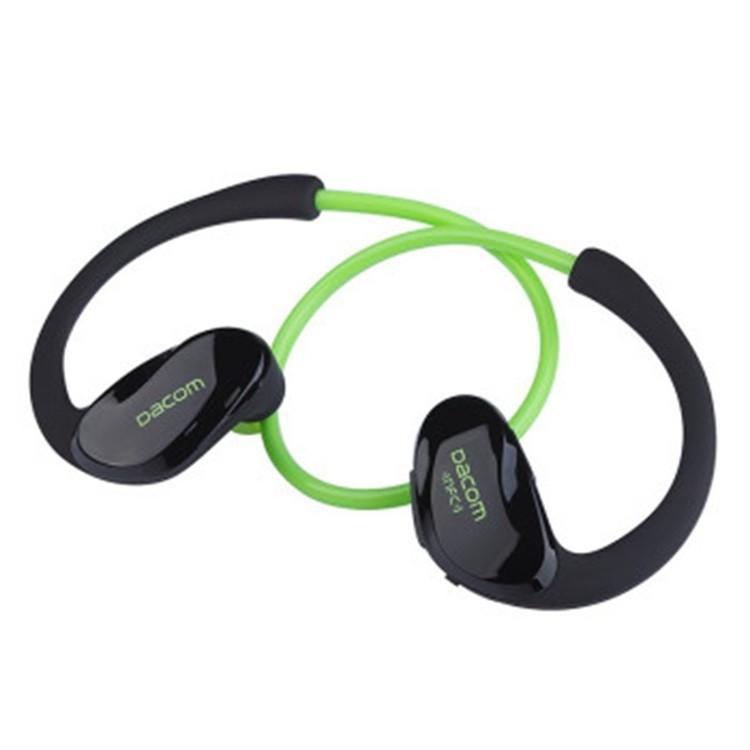 Dacom NFC Cordless Ear Hook Sport Bluetooth 4.1 earpiece Sweatproof Wireless Hifi Bass Headphones With Microphone (10)