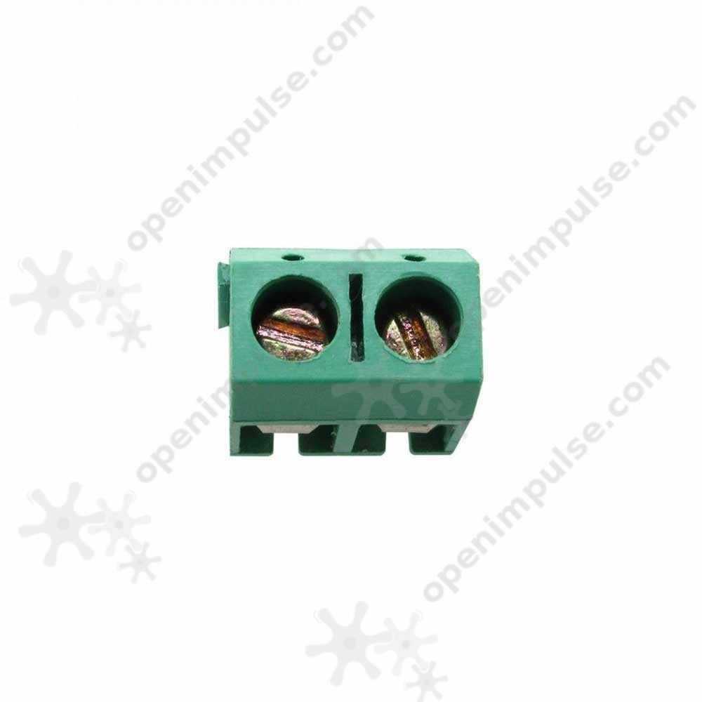 2 Pin Terminal Block Connector (5.08 mm)