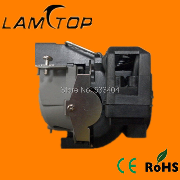 FREE SHIPPING  LAMTOP  180 days warranty  projector lamps with housing  NP08LP  for  NP43 free shipping original 331 9461 projector lamps p vip190w inside 2000hrs with housing for dell s320 s320wi