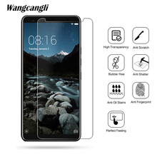Wangcangli Ultra-thin glass flim For HTC U12 PLUS Tempered glass protective film 9H screen protector For HTC U12 PLUS protect flim for 2711p t7c6d6 panelview plus 700