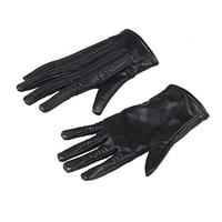 Black Widow Natasha Romanoff Gloves Marvel S Captain America Civil War Cosplay Costume Accessories Leather Gloves