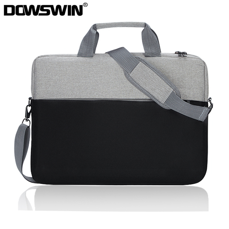 Laptop Bag <font><b>15</b></font>.6 Notebook Sleeve Bag 14 Inch Case For Macbook Pro <font><b>15</b></font> Air 13 Laptop Shoulder Handbag For <font><b>Asus</b></font> HP Dell Acer image