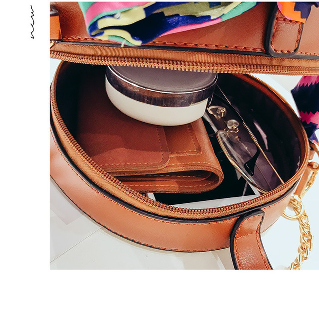 Woven Boho Shoulder Bag