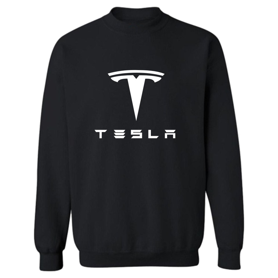 TESLA MOTORS Pikachu Harajuku Sweatshirt Men in TESLA Pokemon Go Plus Size 4XL Mens Hoodies and Sweatshirts Set Black