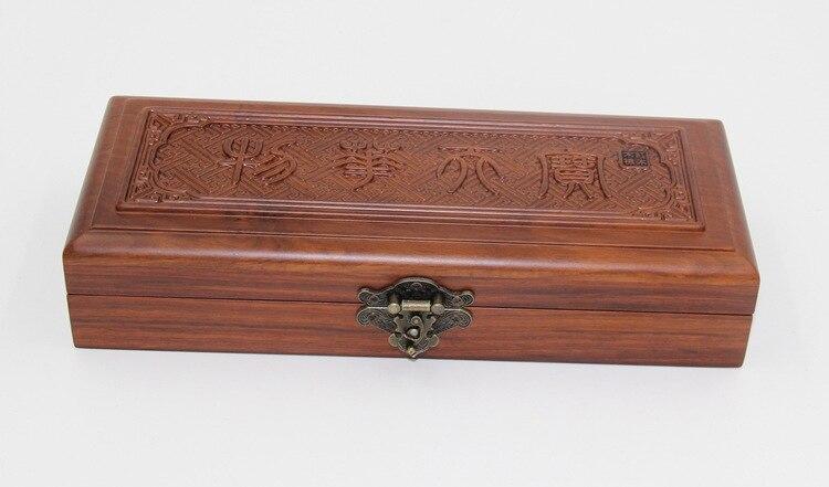 Boîte à bijoux haut de gamme en acajou de palissandre africain sculpté fabricants en bois traitement personnalisé en gros