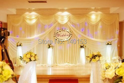 Beige organza for background of wedding decoration 072 m x110 beige organza for background of wedding decoration 072 m x110 metersroll chair sashes party planning home decor on aliexpress alibaba group junglespirit Gallery