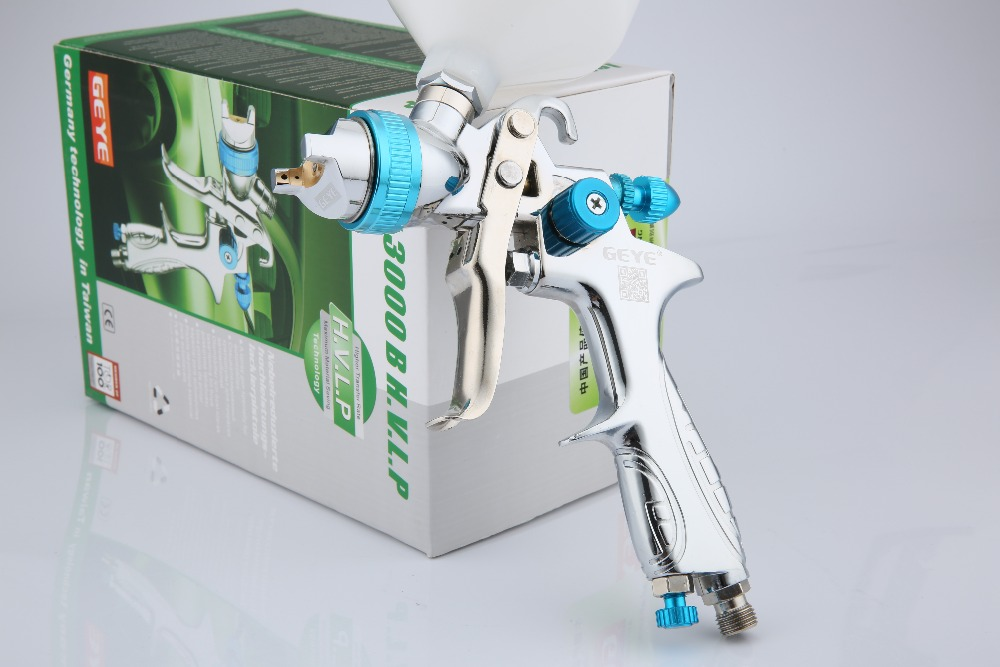 Подробнее о Wholesale and retail Jet 3000B professional Graity spray gun with 1.4mm nozzle HVLP car paint gun, painted high efficiency new 4000b professional gravity spray gun with 1 3mm nozzle hvlp car paint gun painted high efficiency high quality