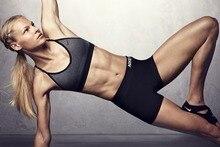 Darya Klishina women blonde athletes sports bra Home Decoration Canvas Poster