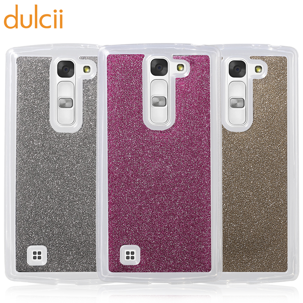 Cover for LG Magna G4c Case H502F H500F Flash Powder Coated TPU Cases for LG G4c Case H525N / Volt 2 LS751 Cute Silicon Shell