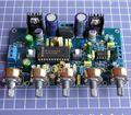 LM4610 + NE5532 Preamplifier tone board