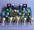 Tom LM4610 + NE5532 Preamplifier board