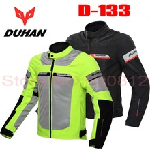 2017 New DUHAN cross-country motorcycle suits Jacket men's summer racing jackets wrestling motorbike coat D-133 2 color 4 size