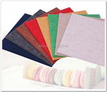High Quality 64pcs 30*30cm Polyester Material Acoustic Panels/ Polyester Material/ Soundproof Panels boards Home decorative EMS