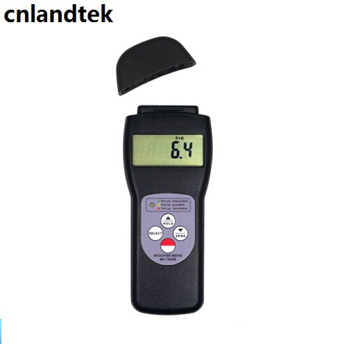 Authentic MC-7825S multi function induction wood moisture moisture meter wood moisture: 0-70%