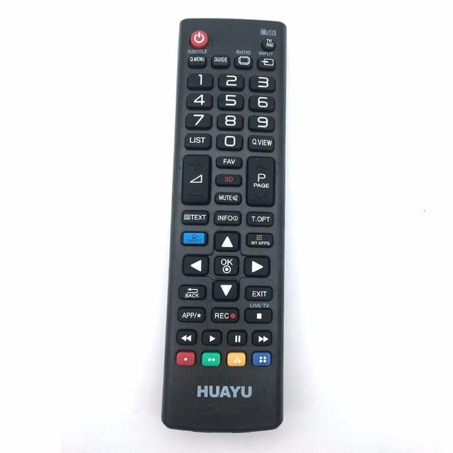 Replacement Remote Control For LG SMART AKB73715646 24MT35S 27MT55S 24MT35S PZ 24MT55S PZ 27MT55S PZ 29MT31S PZ