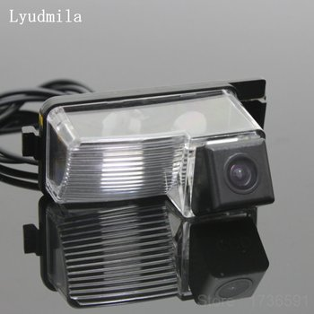 Lyudmila For Nissan Patrol Y61 Patrol 4WD Super Safari Back up Reverse Parking Camera / Rear View Camera / HD CCD Night Vision