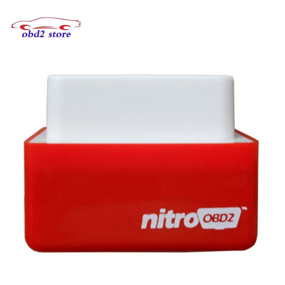 Nitroobd2 производительности чипа настройки окна для автомобилей с дизельным двигателем более Мощность и крутящий момент Nitro OBD2 подключи и Драй...