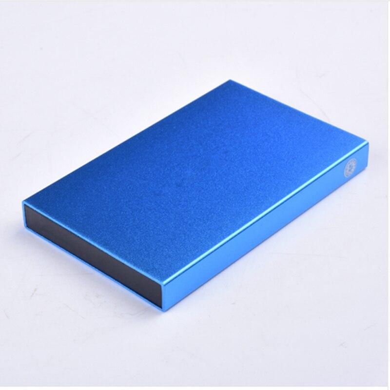 """Nouveau disque dur externe 2 to haute vitesse 2.5 """"disque dur pour bureau et ordinateur portable Hd Externo 2 to disque dur externe"""