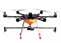 5L High Power Agriculture Drone Price Uav Agriculture Drone Sprayer For Farmer