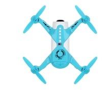 Wifi FPV 720 P HD Kamera Drone Aliran Optik posisi presisi terus sikap udara remote control RC quadcopter boy dewasa mainan