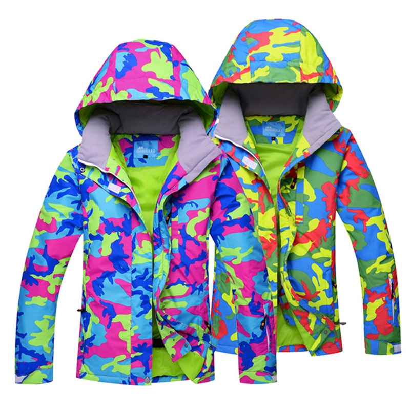 -30 deegrees warm waterproof snowboard jacket women breathable ski jacket female windproof snow skiing jackets for women-30 deegrees warm waterproof snowboard jacket women breathable ski jacket female windproof snow skiing jackets for women