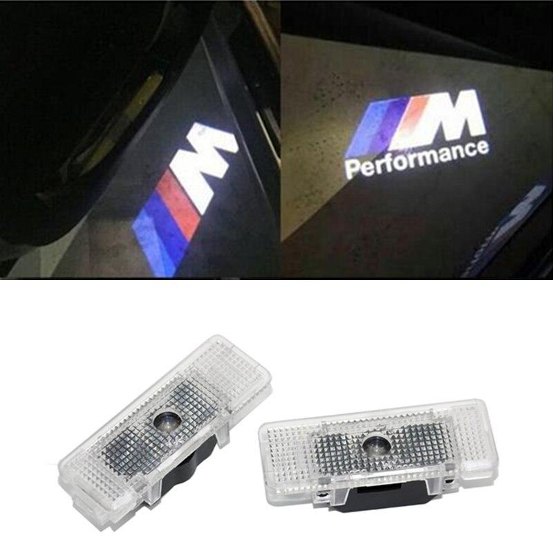 2 x LED Car Door Welcome Light Laser Projector For BMW X5 E53 E39 Z8 528i автомобильный коврик seintex 00984 для bmw x5 e 53