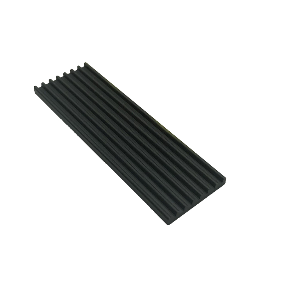 M2 2280 Durable Heat Sink Dissipation Cooler Upgrade Thickness Universal Radiator Accessories Office Aluminum Laptop Hard Drive
